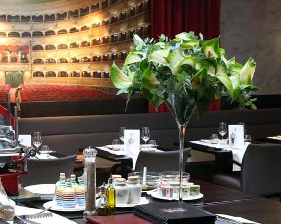 Restaurant l'Opéra - Restaurant italien